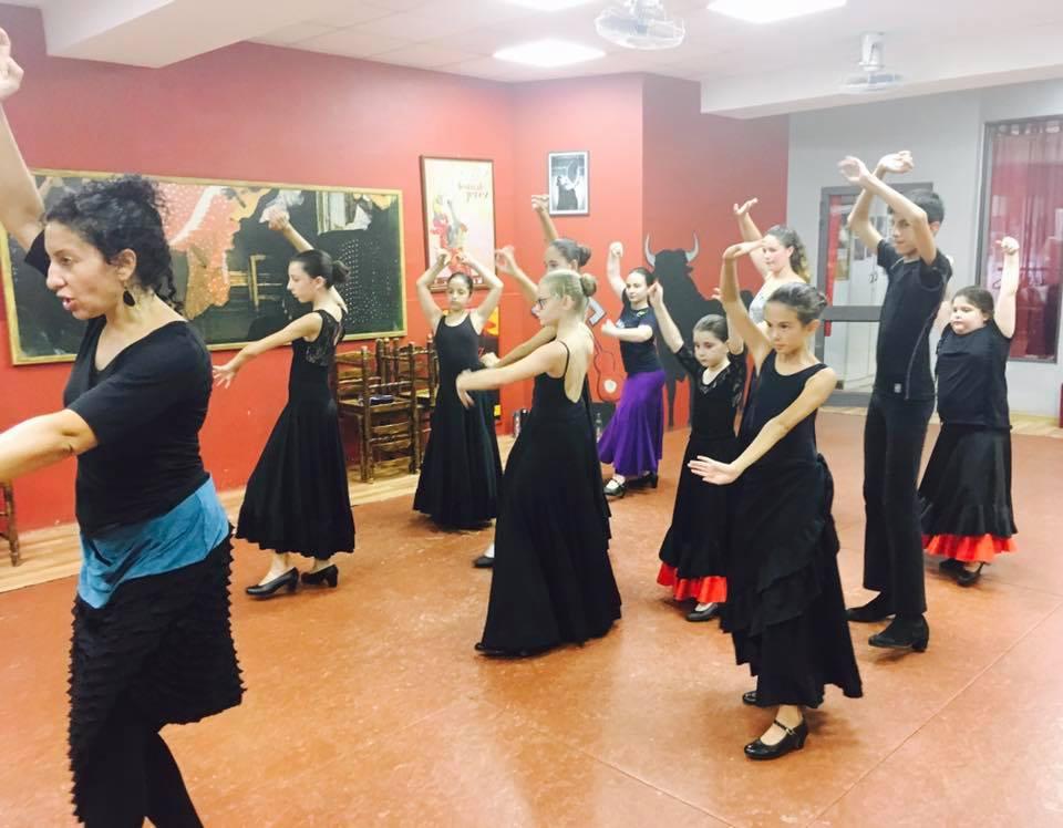 Kids Flamenco Dance Workshop