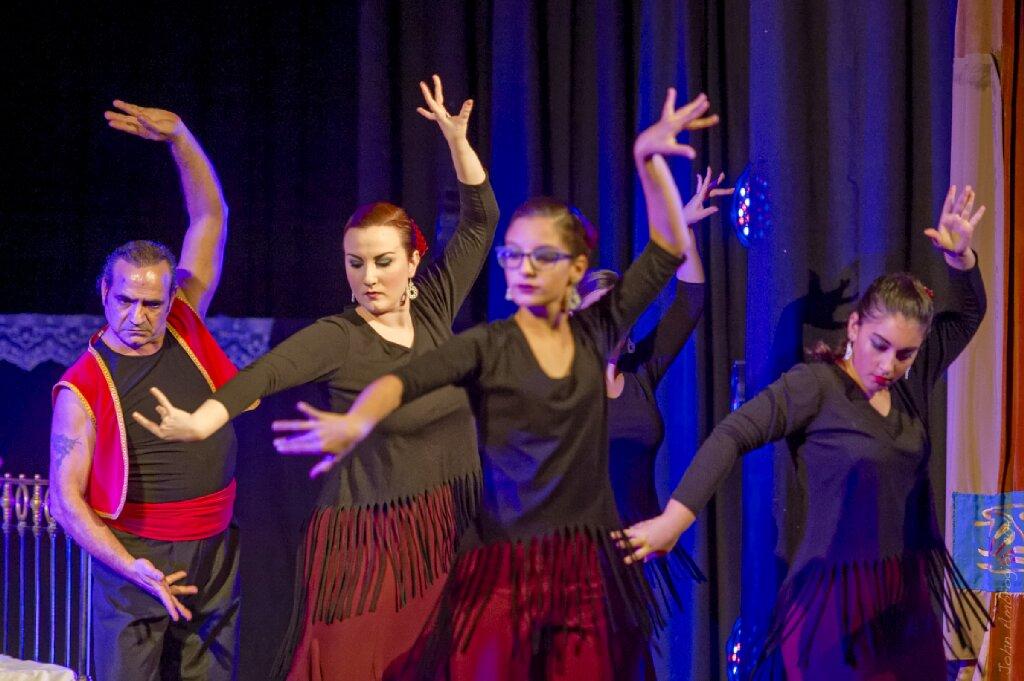Free Flamenco Dance Trial Class